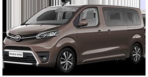 Toyota Proace Verso - Concessionario Toyota a Pellaro, Gioia Tauro e Siderno