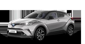 Toyota C-HR - Concessionario Toyota a Pellaro, Gioia Tauro e Siderno