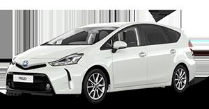 Toyota Prius+ - Concessionario Toyota a Pellaro, Gioia Tauro e Siderno