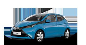 Toyota AYGO - Concessionario Toyota a Pellaro, Gioia Tauro e Siderno