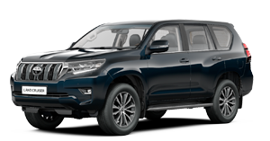 Toyota Land Cruiser - Concessionario Toyota a Pellaro, Gioia Tauro e Siderno