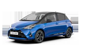 Toyota Yaris - Concessionario Toyota a Pellaro, Gioia Tauro e Siderno