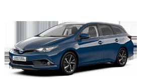 Toyota Auris Touring Sports - Concessionario Toyota a Pellaro, Gioia Tauro e Siderno