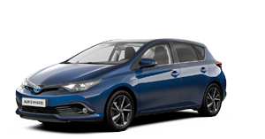 Toyota Auris - Concessionario Toyota a Pellaro, Gioia Tauro e Siderno